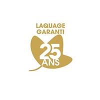 LAQUAGE GARANTI 25 ANS